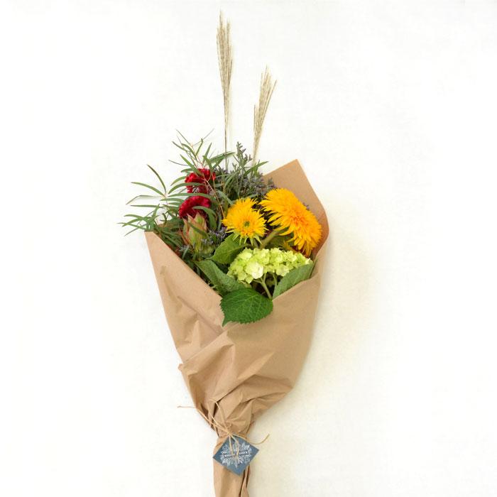 Seasonal Flower Bouquet - Willow & Stock